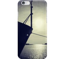 Lake Michigan Ship iPhone Case/Skin