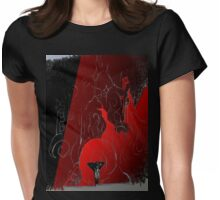 The decisive battle Womens Fitted T-Shirt