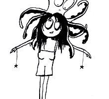 Octopus Girl by InigoMontoYEAH