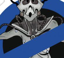 Who you gonna call? - Mass Effect 3 Banshee Sticker
