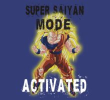 Super Saiyan Mode Goku Super Saiyan 3 by BadrHoussni