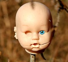 Dolls Head by Mickey Rooney