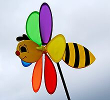 Flying Bee by Mickey Rooney