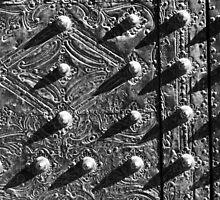 Church Door  by Mickey Rooney