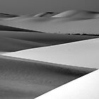 White Sands by B Spencer