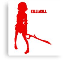 KILLlaKILL Ryuko Canvas Print