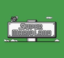 Super Mario Land by JDNoodles