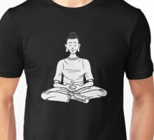 Everyone is Buddha! - Just a guy Tribe Unisex T-Shirt