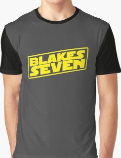 Blake's 7/Star Wars Graphic T-Shirt