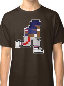 Nintendo Tecmo Bowl New York Giants Lawrence Taylor Classic T-Shirt