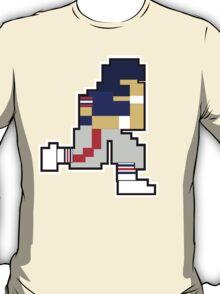 Nintendo Tecmo Bowl New York Giants Mark Bavarro T-Shirt