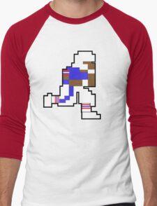 Nintendo Tecmo Bowl Buffalo Bills B Men's Baseball ¾ T-Shirt