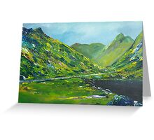 The Ring of Kerry Greeting Card