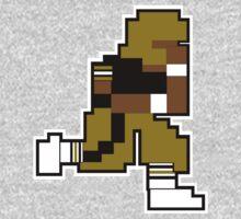 Nintendo Tecmo Bowl New Orleans Saints Craig Heyward Kids Tee