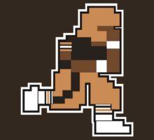 Nintendo Tecmo Bowl Cleveland Browns B T-Shirt