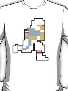 Nintendo Tecmo Bowl Houston Oilers (Titans) A T-Shirt