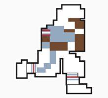Nintendo Tecmo Bowl Houston Oilers (Titans) Warren Moon by jackandcharlie