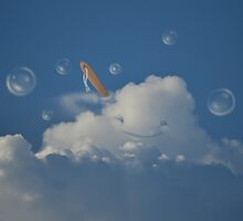 Bubble Bath by Lili Batista