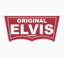 ELVIS PARODY by Robin Brown