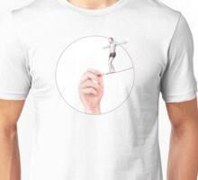 It's a Thin Line Unisex T-Shirt