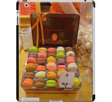 Montmartre biscuits iPad Case/Skin