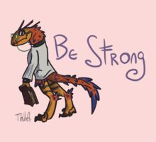 Be Strong by Thunar