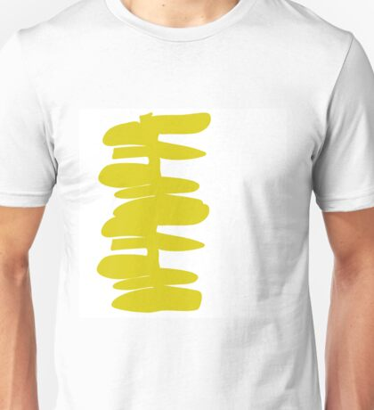 Stacked up in Green Unisex T-Shirt