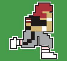 Nintendo Tecmo Bowl Atlanta Falcons Baby Tee