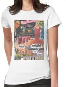 Filth is My Politics, Filth is My Life! Womens Fitted T-Shirt