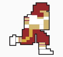 Nintendo Tecmo Bowl Washington Redskins Kids Clothes