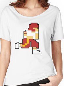 Nintendo Tecmo Bowl Washington Redskins Women's Relaxed Fit T-Shirt