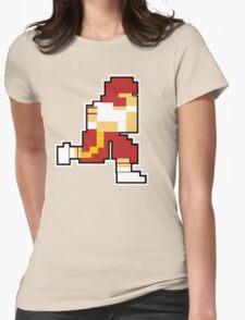 Nintendo Tecmo Bowl Washington Redskins Womens Fitted T-Shirt