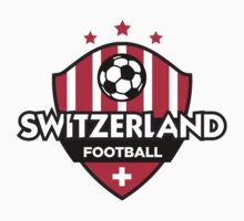Switzerland Football / Soccer by artpolitic