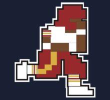Nintendo Tecmo Bowl Washington Redskins RGIII Kids Clothes