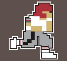 Nintendo Tecmo Bowl Atlanta Falcons  by jackandcharlie