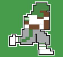 Nintendo Tecmo Bowl New York Jets B by jackandcharlie