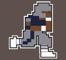 Nintendo Tecmo Bowl Dallas Cowboys Emmitt Smith T-Shirt