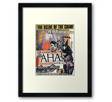 Not in Kansas Anymore Framed Print