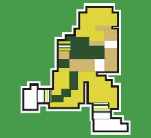 Nintendo Tecmo Bowl Green Bay Packers Aaron Rodgers by jackandcharlie