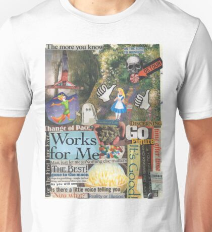 AliceOnAcid Unisex T-Shirt