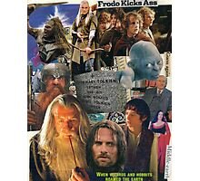 You Shall Not Pass Photographic Print
