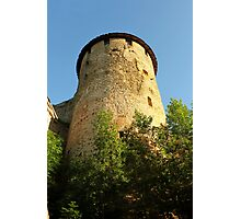 Tower Ivangorod fortress Photographic Print