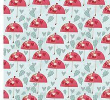 Umbrella by Maryna  Rudzko