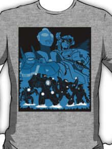 The Shoulders of Giants T-Shirt