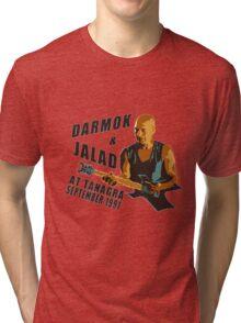 Darmok & Jalad at Tanagra (Light / Color version) Tri-blend T-Shirt