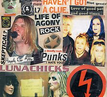 I Love Rock N Roll by Chan Hurst