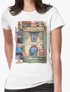 Dystopia Rising Womens Fitted T-Shirt