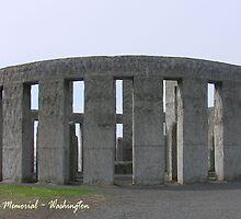 Stonehenge Memorial by ArchersheART