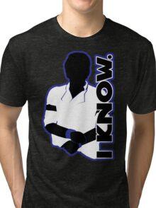Catharsis Six: I Know Tri-blend T-Shirt