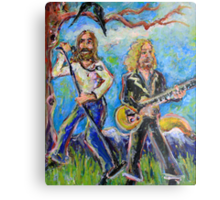 My Morning Song (The Black Crowes) Metal Print